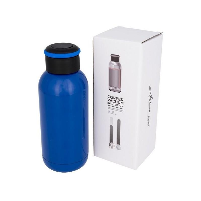 Mini bouteille isotherme Copa 350ml avec isolation vide et cuivre - Avenue - Bouteille à prix grossiste