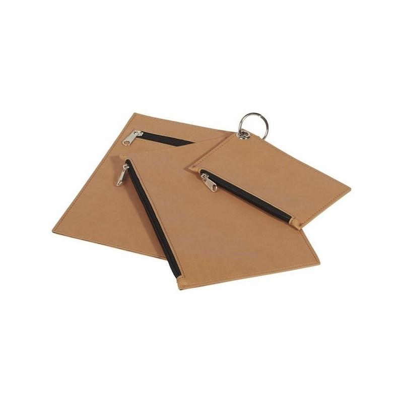 Pochette porte-clés Inca - Bullet - Porte-clés cuir et simili à prix grossiste
