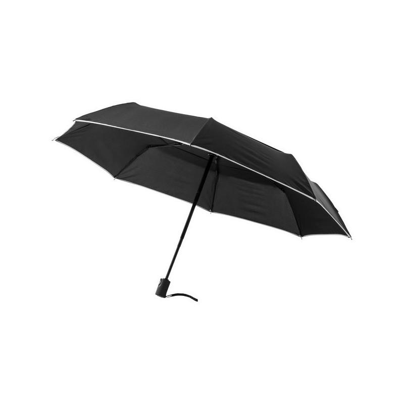 Parapluie Scottsdale de 21 pouces entièrement automatique en 2 parties - Luxe à prix de gros - Parapluie compact à prix grossiste