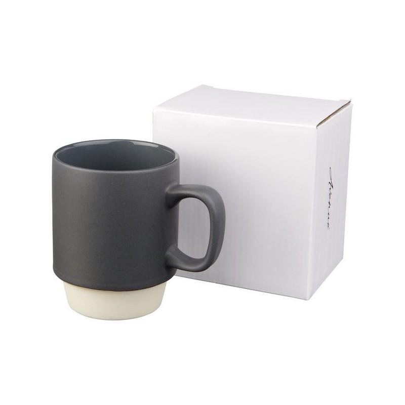 Tasse en céramique Arthur 420ml - Avenue - mug en céramique ou porcelaine à prix de gros