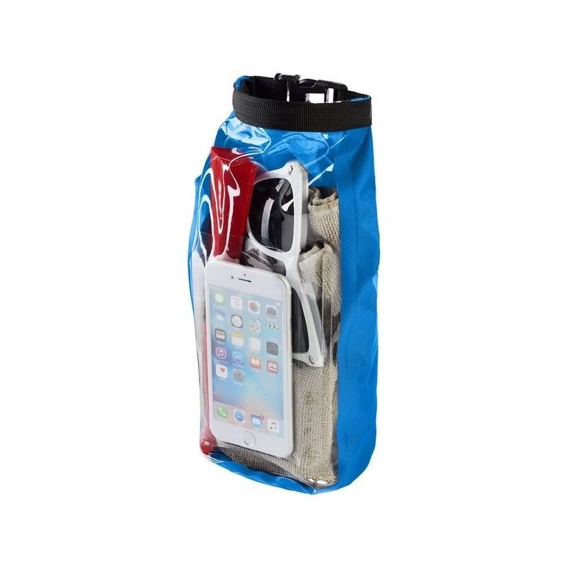 Sac extérieur imperméable de 2l avec pochette pour téléphone Tourist - Bullet à prix de gros - Sac marin à prix grossiste