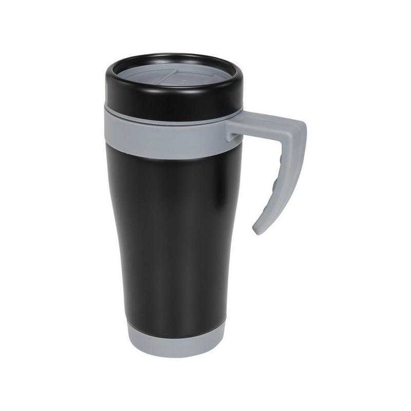 Mug isotherme Cayo 400 ml - Bullet à prix grossiste - Mug de voyage à prix de gros