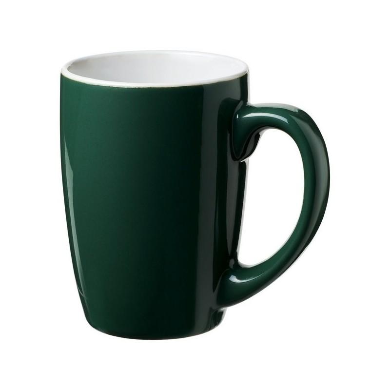 Mug en céramique de 350ml Mendi - Bullet - mug en céramique ou porcelaine à prix de gros