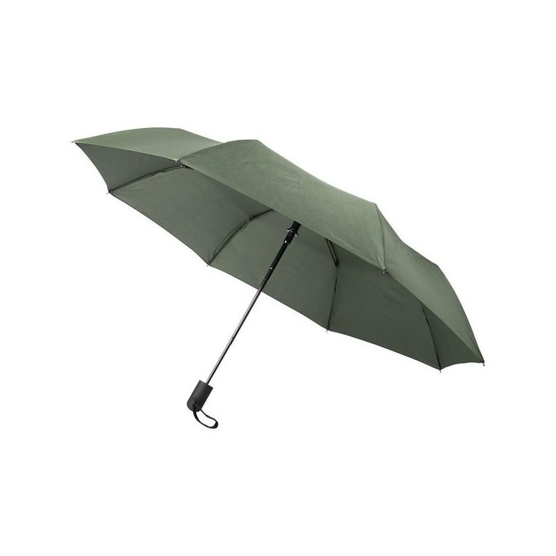 Parapluie 21 à ouverture automatique chiné Gisele - Avenue à prix grossiste - Parapluie compact à prix de gros