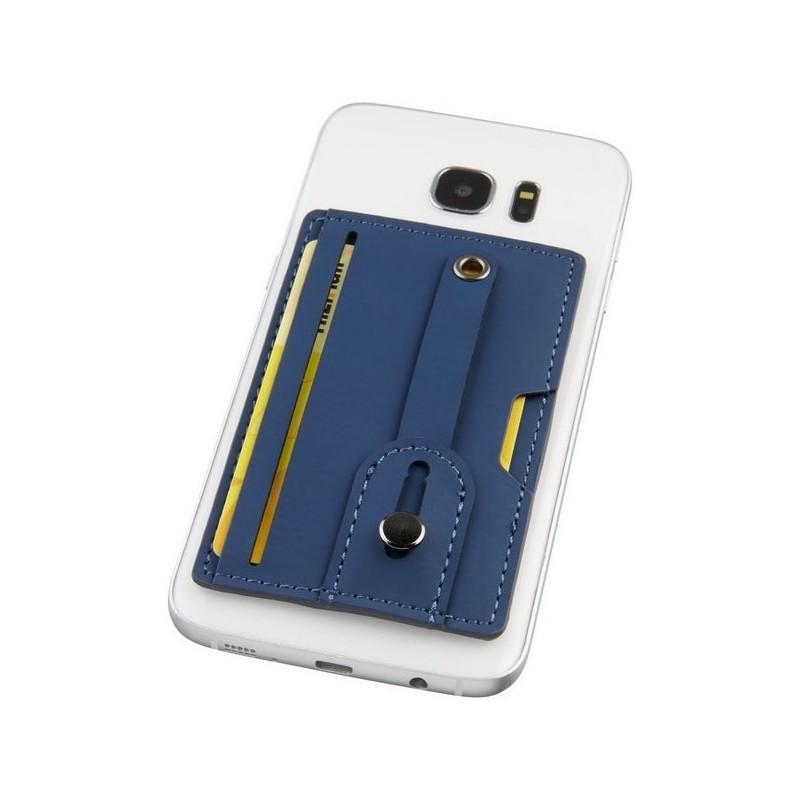 Porte-carte RFID avec dragonne pour téléphone Prime - Avenue - Porte-cartes de crédit à prix de gros