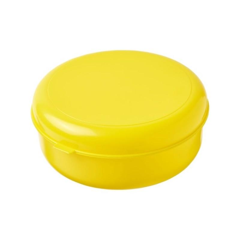 Pasta box ronde Miku en plastique - PF Manufactured à prix de gros - Lunch box à prix grossiste
