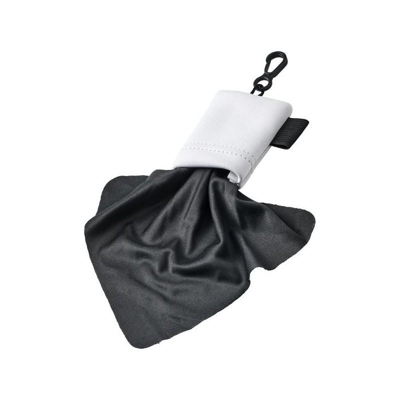 Chiffon de nettoyage en microfibre Clear avec pochette - Bullet - Accessoires de téléphone à prix de gros