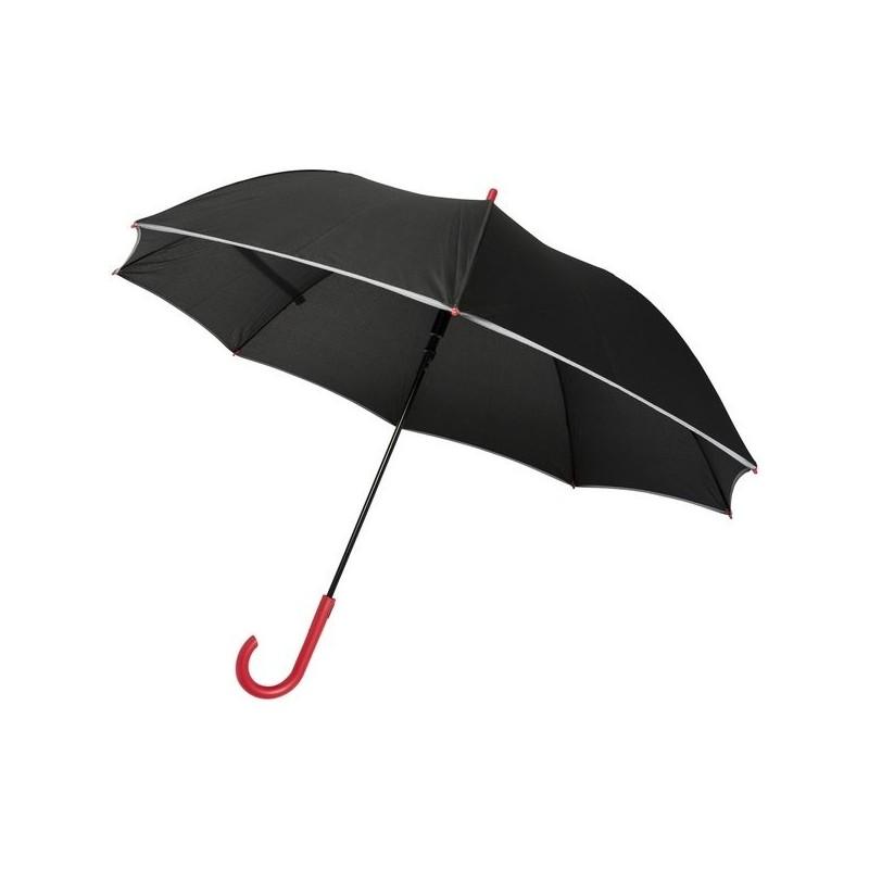 Parapluie tempête réfléchissant à ouverture automatique 23 Felice - Bullet - Parapluie classique à prix grossiste