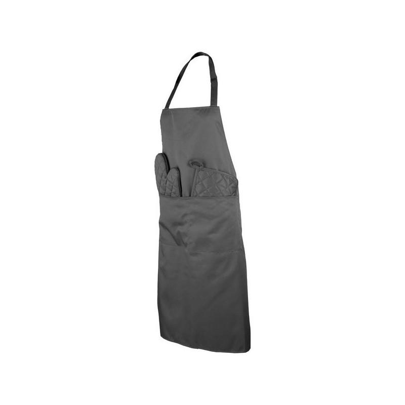 Service de cuisine 4 pièces Dila sous pochette - Avenue à prix grossiste - Manique à prix de gros