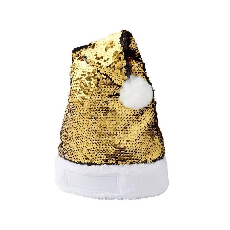 Chapeau de Noël Sequins - Bullet - Accessoire de noël à prix de gros