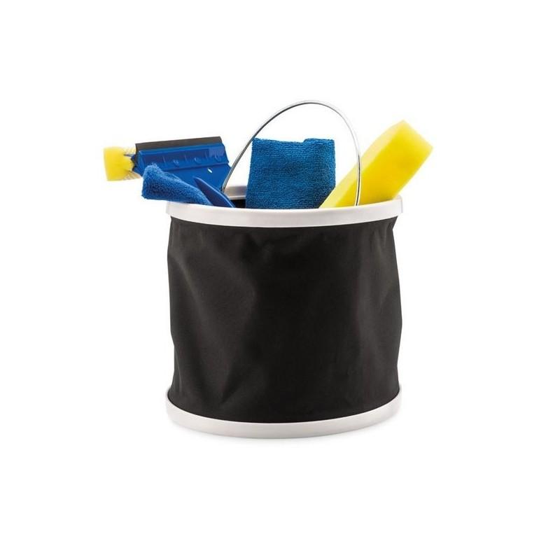 KEEP IT CLEAN - Kit de nettoyage voiture - éponge à prix grossiste