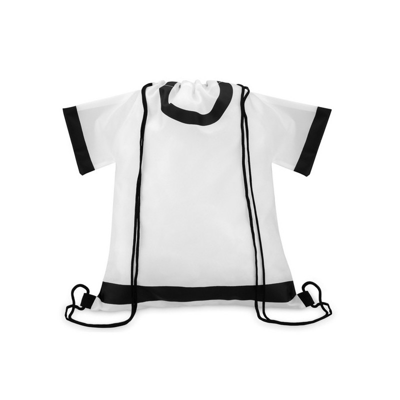 T-DRAW - Sac à cordon polyester 210 deniers. - Sac à dos à prix de gros