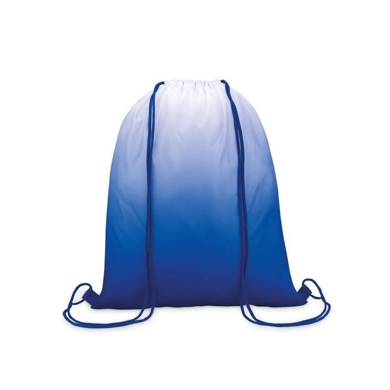 FADE BAG - Sac à cordon en polyester 210D. à prix de gros - Sac à prix grossiste