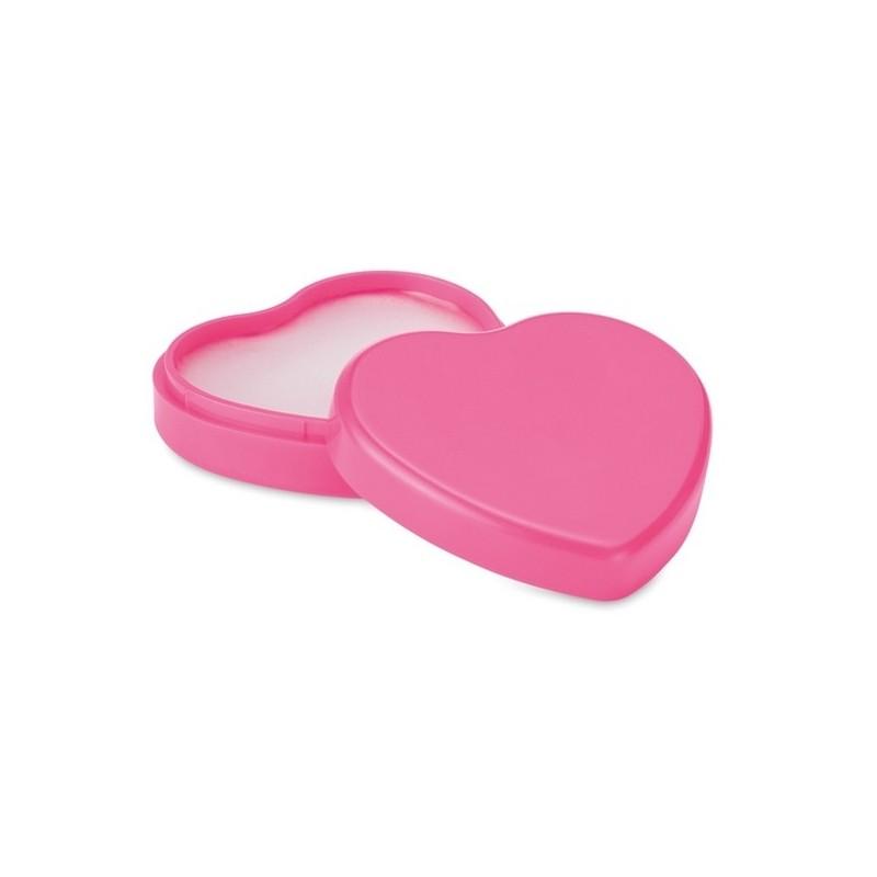 COEUR - Baume à lèvres en forme cœur - Baume à lèvres à prix grossiste