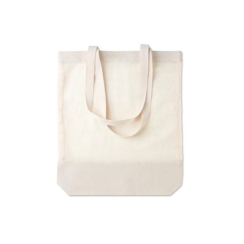 MESH BAG - Sac shopping en filet coton - Totebag à prix de gros