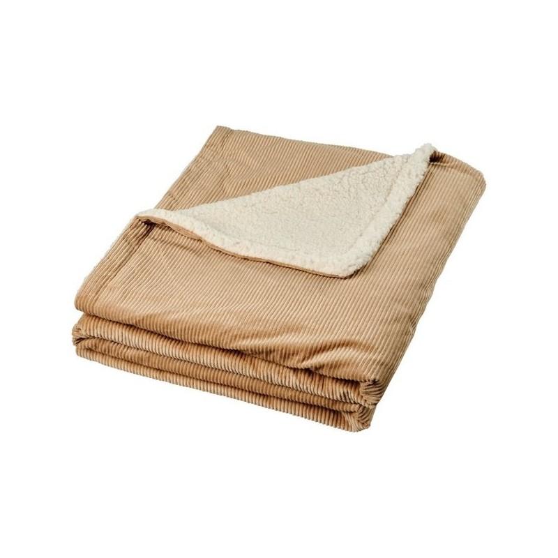Couverture en velours côtelé sherpa Cosie - Field Co. à prix grossiste - Plaid à prix de gros