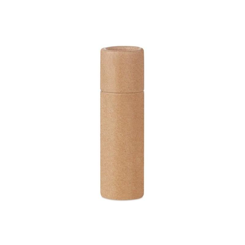 PAPER GLOSS - Baume à lèvres tube en carton à prix de gros - Baume à lèvres à prix grossiste