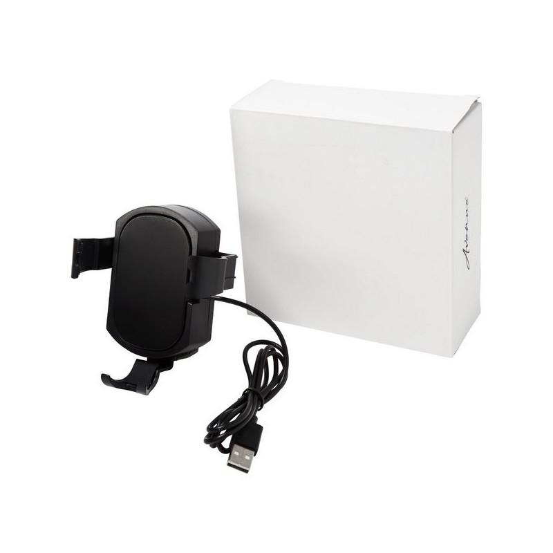 Support téléphone avec chargeur à induction Prim - Avenue à prix de gros - Chargeur de téléphone à prix grossiste