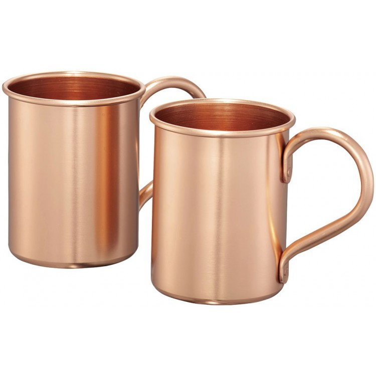 Set cadeau Moscow Mule 2x415ml à prix grossiste - Mug à prix de gros