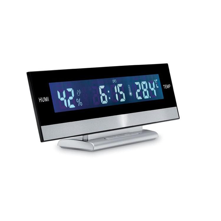 Station météo numérique à prix de gros - Thermomètre électronique à prix grossiste