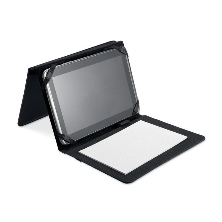 Etui pour tablette A5 avec blo - Accessoire pour tablettes à prix grossiste