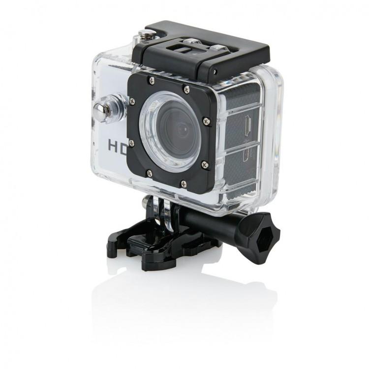 Caméra sport HD avec 11 accessoires - Caméra à prix grossiste