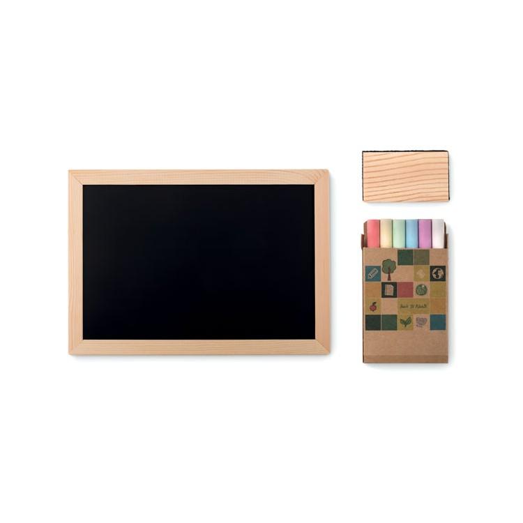 Chalkboard set à prix grossiste - Matériel à dessin et coloriage à prix de gros