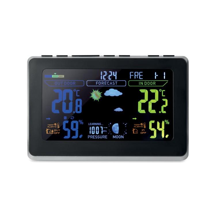 Station météo / extérieure - Meteorlux à prix grossiste - Thermomètre électronique à prix de gros