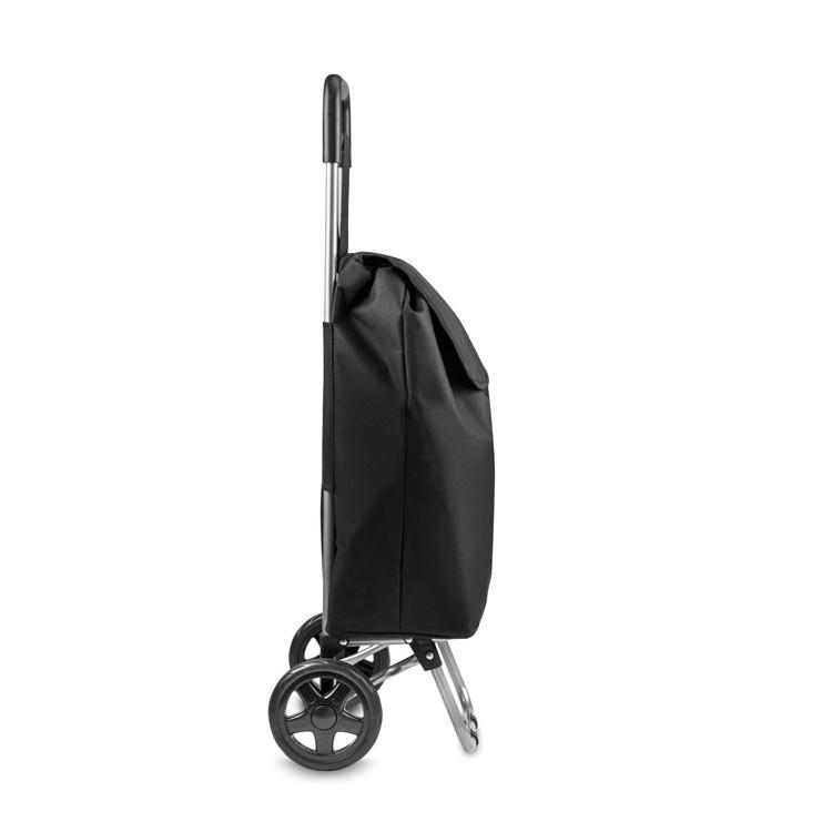 Cabas trolley en 600D à prix de gros - Cabas à roulettes à prix grossiste