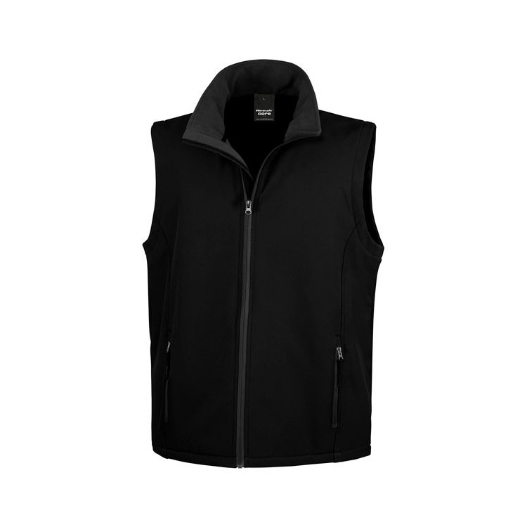Bodywarmer Softshell - Manteaux à prix grossiste