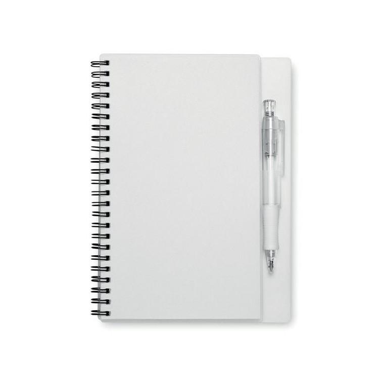 Bloc-notes avec stylo - Article de papeterie à prix de gros