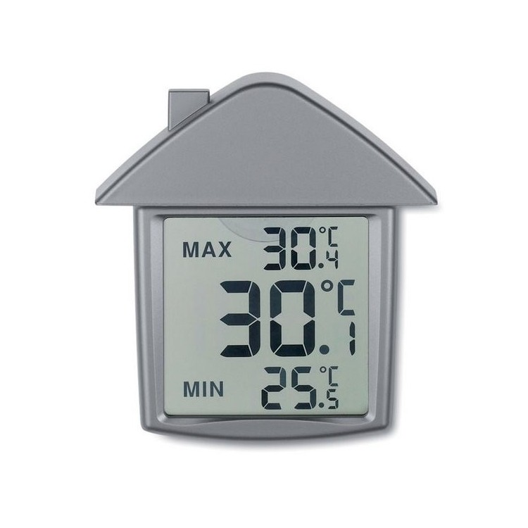Station météo maison à prix grossiste - Thermomètre électronique à prix de gros