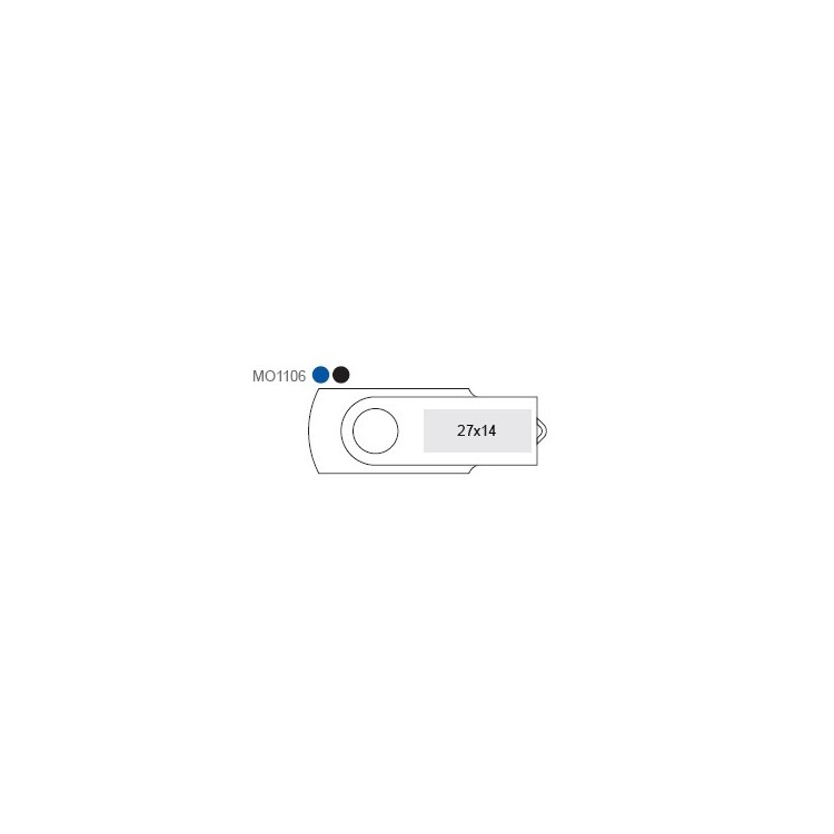 Clé USB Transtech - 2 Go à prix grossiste - Clé usb à prix de gros
