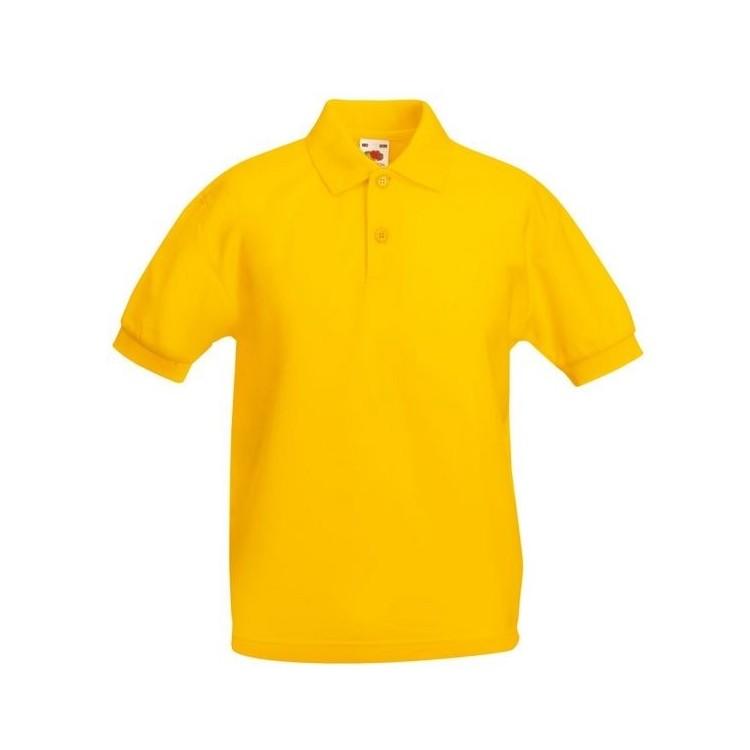 Polo Enfants - Textile enfant à prix grossiste