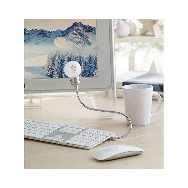 Lampe USB en forme d'ampoule - Lampe LED à prix de gros