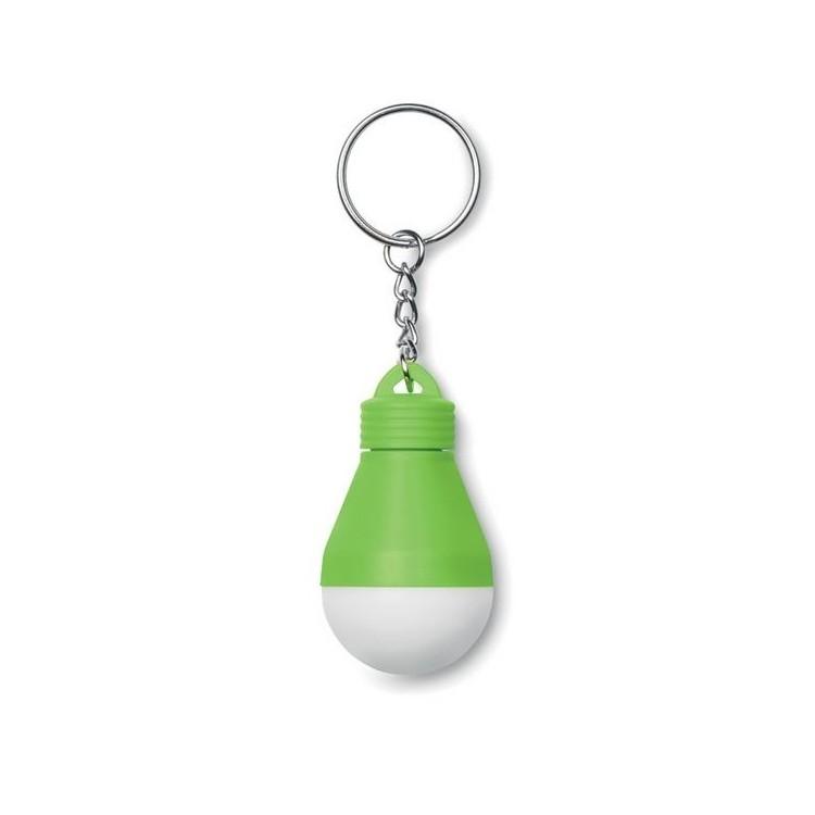 Lampe ampoule avec porte-clés - Porte-clés lampe à prix de gros