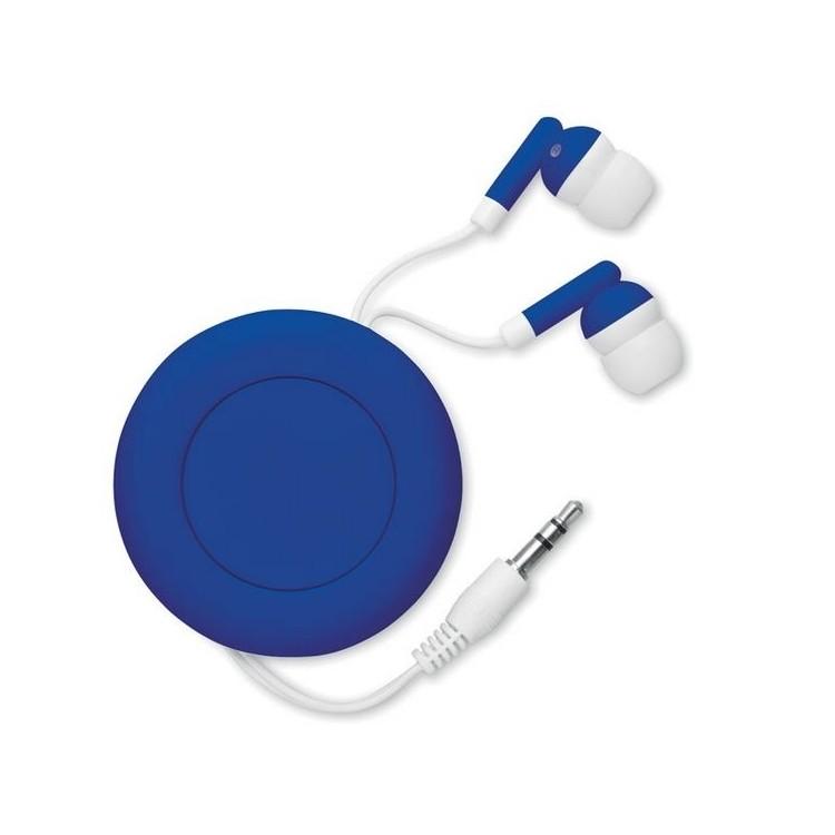 Écouteurs rétractables - écouteurs filaires à prix grossiste
