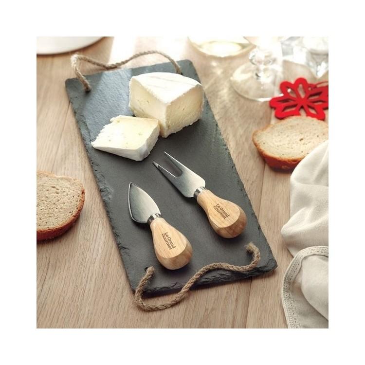 Plateau à fromage en ardoise a à prix de gros - Plateau à prix grossiste
