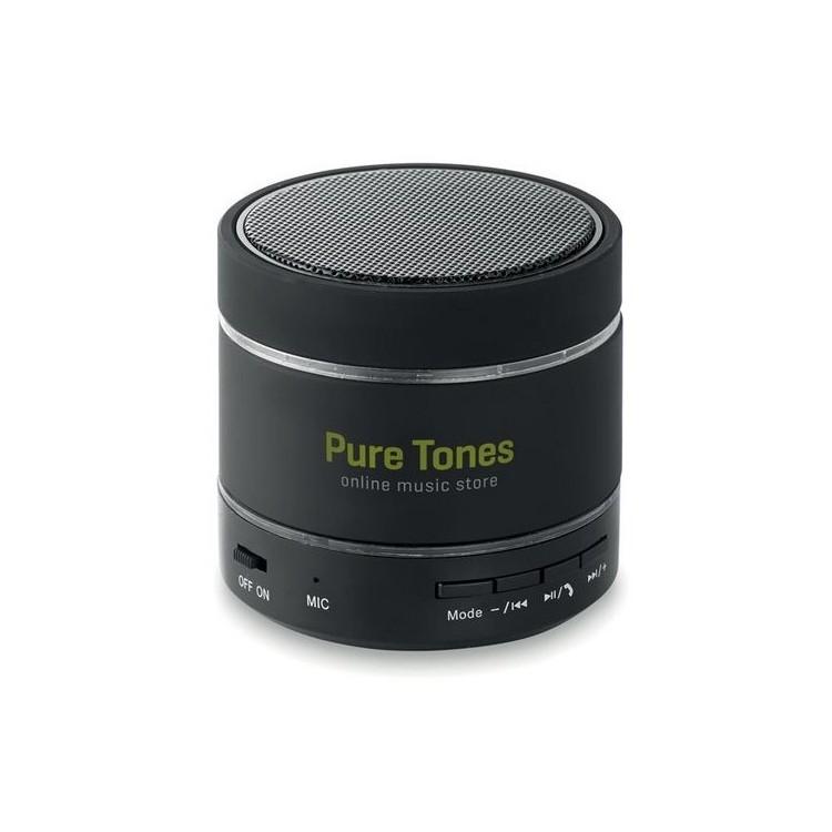 Haut-parleur Bluetooth et LED - Accessoire pour tablettes à prix de gros