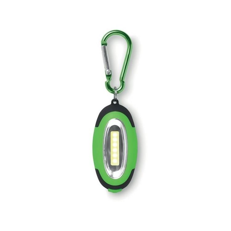 Mini-lampe COB avec mousqueton - Accessoire de bricolage à prix de gros