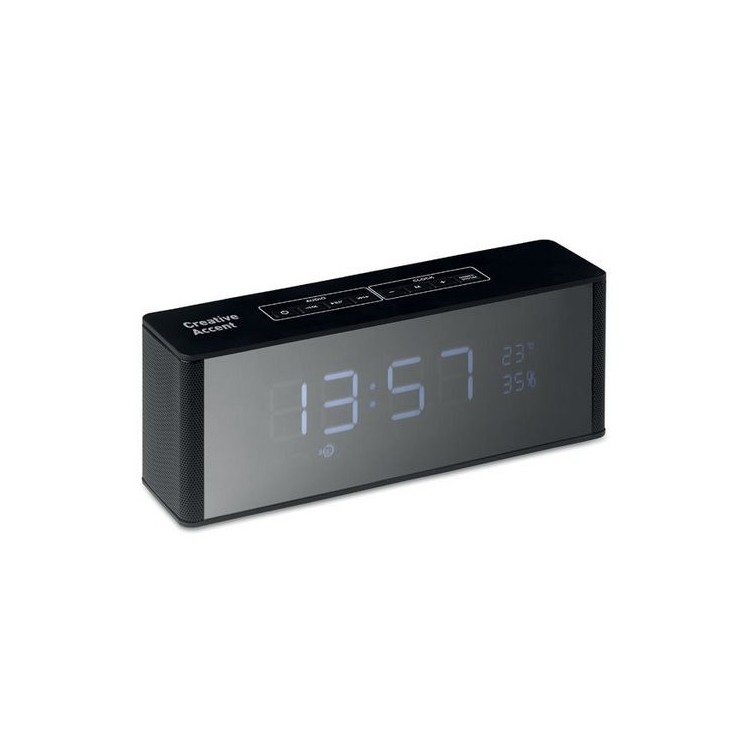 Haut-parleur/Station météo à prix grossiste - Bluetooth à prix de gros