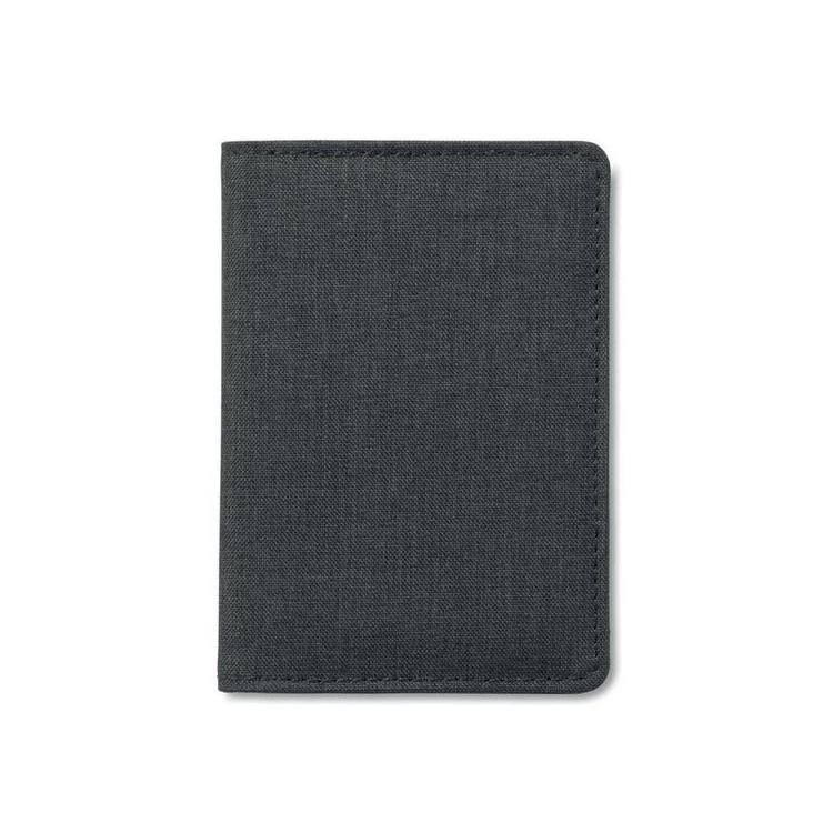 Étui de carte de crédit 2 tons - Shieldard à prix de gros - Accessoire de maroquinerie à prix grossiste
