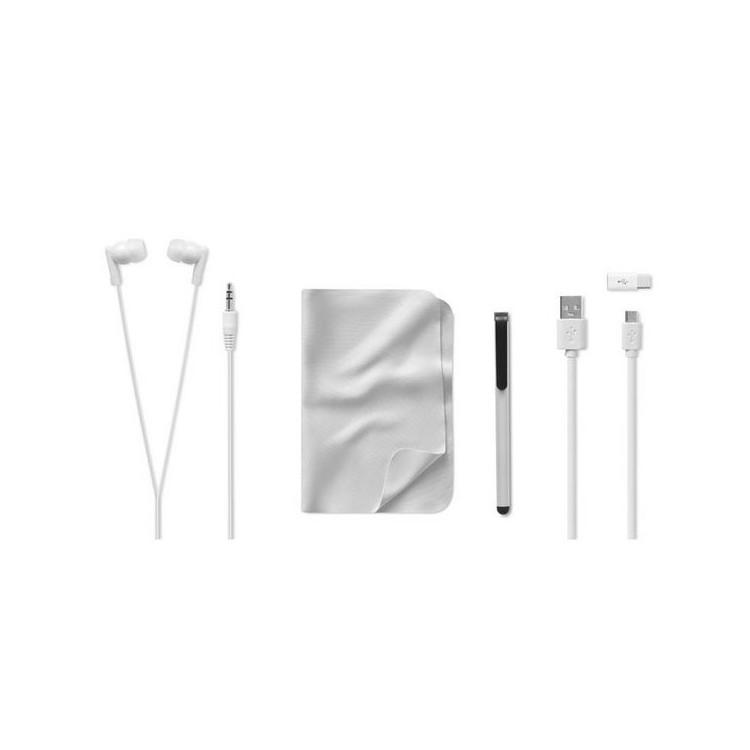 Set de voyage avec écouteurs - Onthego Set à prix grossiste - Chiffon microfibre à prix de gros
