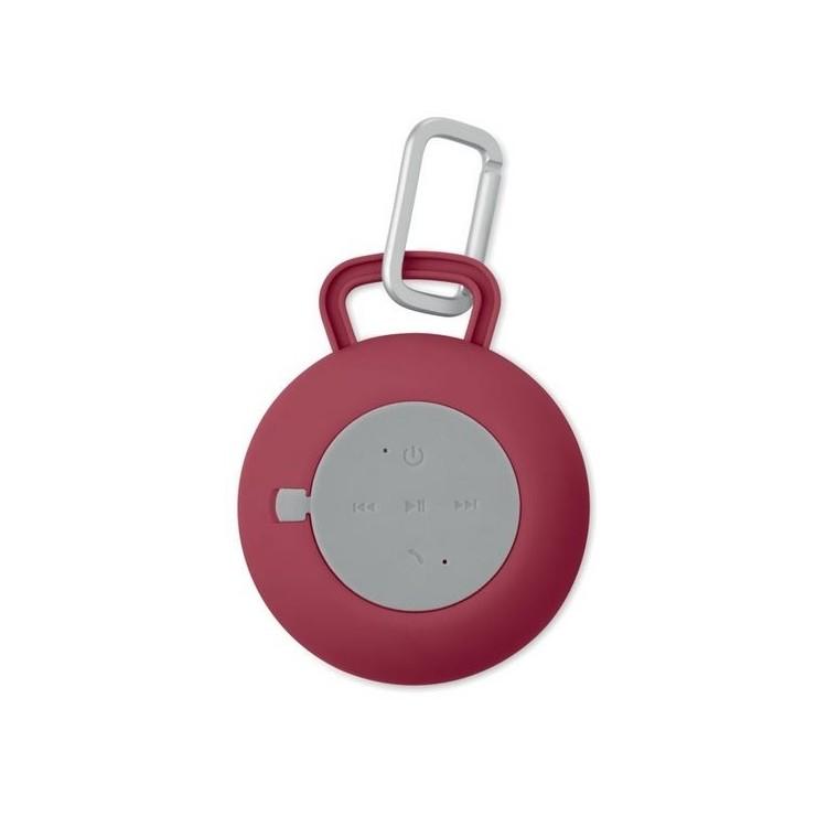 Haut-parleurs Bluetooth rond - Accessoire pour tablettes à prix de gros