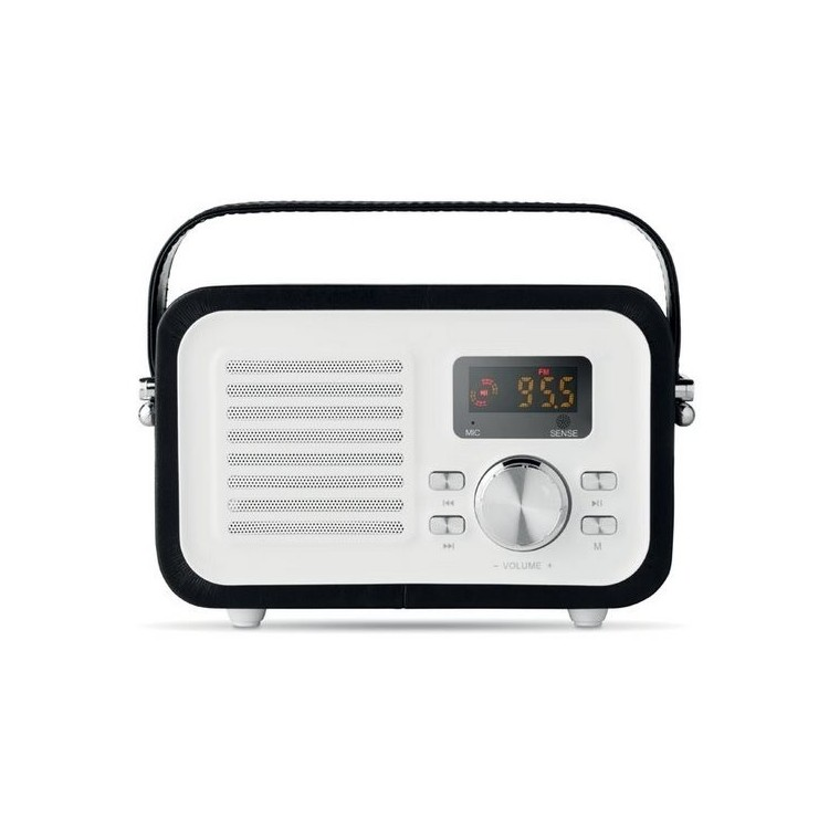 Haut-parleurs Bluetooth Retro - Radios-réveils à prix grossiste