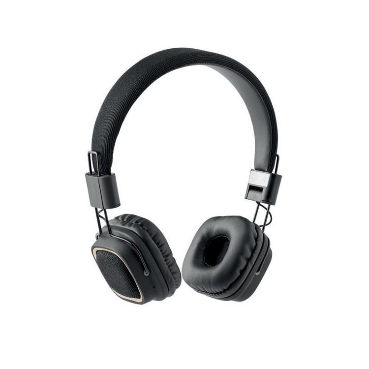 Casque vintage Bluetooth - Casque audio à prix grossiste