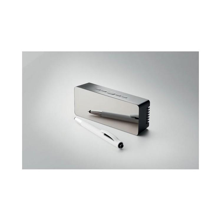 Horloge miroir avec LED blanc à prix grossiste - Horloge à prix de gros