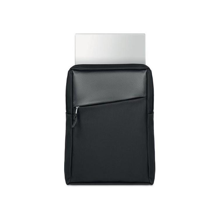 Sac à dos bicolore à prix grossiste - Sacoche PC à prix de gros