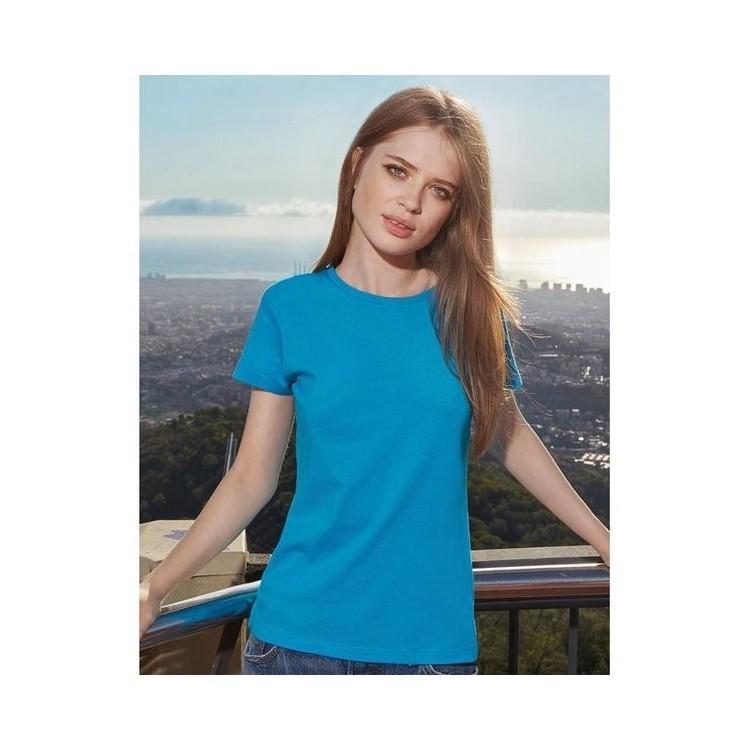 Femmes T-Shirt 140 g/m2 à prix de gros - T-Shirt à prix grossiste