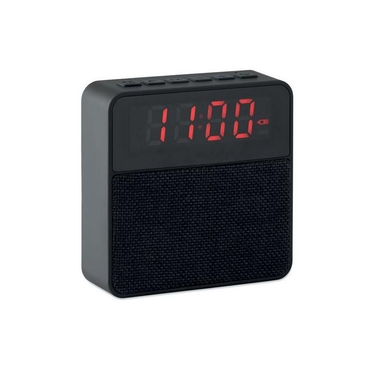 PÉKIN - Réveil / haut-parleur en tissu - Accessoires de téléphone à prix grossiste